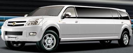 Лимузин-внедорожник Great Wall