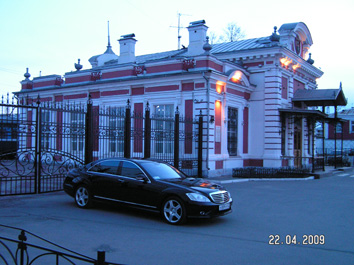 Аренда автомобиля Мерседес S221 в Нижнем Новгороде