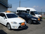 Форд Мондео - белый - фото 4