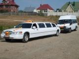 Лимузин Линкольн Таун Кар - фото 1