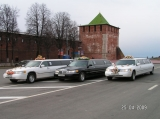 Lincoln Town Car черный - фото 6