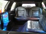 Lincoln Town Car черный - фото 3