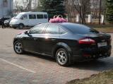 Форд Мондео - черный - фото 4