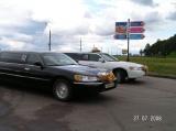 Lincoln Town Car черный - фото 4