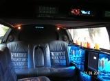 Lincoln Town Car черный - фото 2