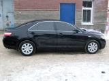 Toyota Camry черная - фото 2