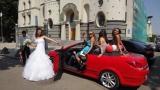Opel Astra красная кабриолет - фото 3