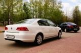 Volkswagen Passat белый - фото 3