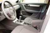 Volkswagen Passat белый - фото 4