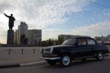 Волга ГАЗ-21 черная - фото 2