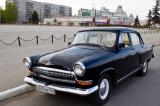 Волга ГАЗ-21 черная - фото 4